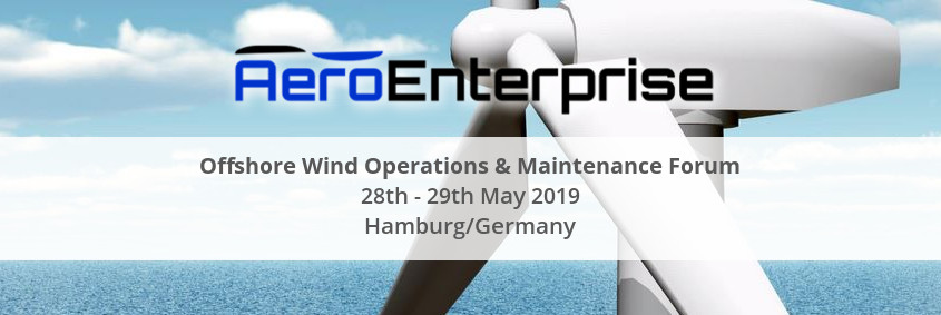 Offshore-Wind-Operation-Maintenance-OM-Forum-Exhibition-Wind-turbine-drone-inspection