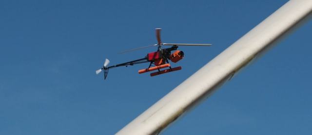 AERO-SensorCopter-autonomous-flight