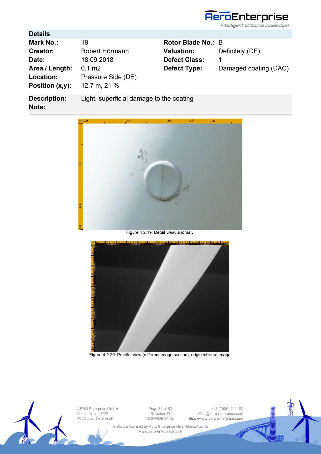 Report-Detail-Damaged-Coating-on-Rotor-Blade