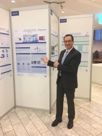 WindEurope Offshore Exhibition in Copenhagen with Robert Hörmann Poster Presentation