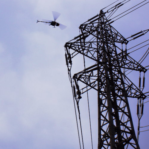 Inspection Power line